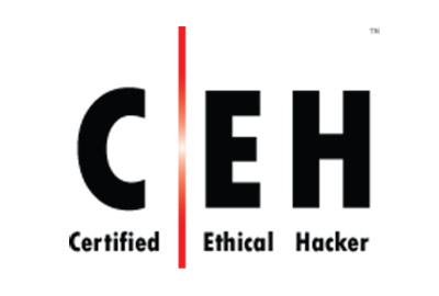 logo certication certified ethical hacker (CEH) de DEVENSYS