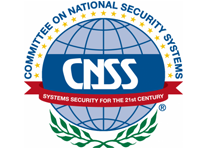 logo certication commitee on national security systems de DEVENSYS