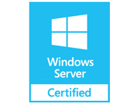 logo certification windows serverS de DEVENSYS